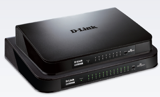 16-Port Unmanaged Gigabit Switch. DGS-1016A