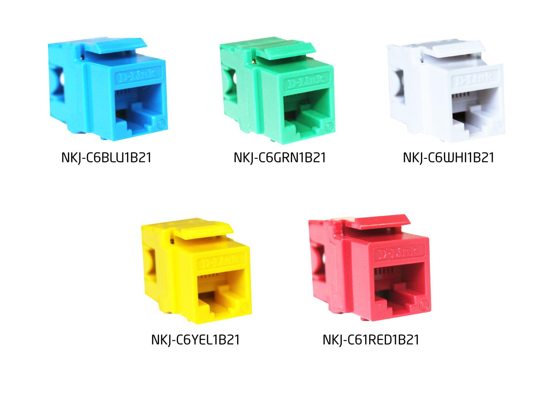 D Link Network Cable Color Code Cat6 Rj45 Colors Wiring Guide Diagram Tia Utp Keystone Jack