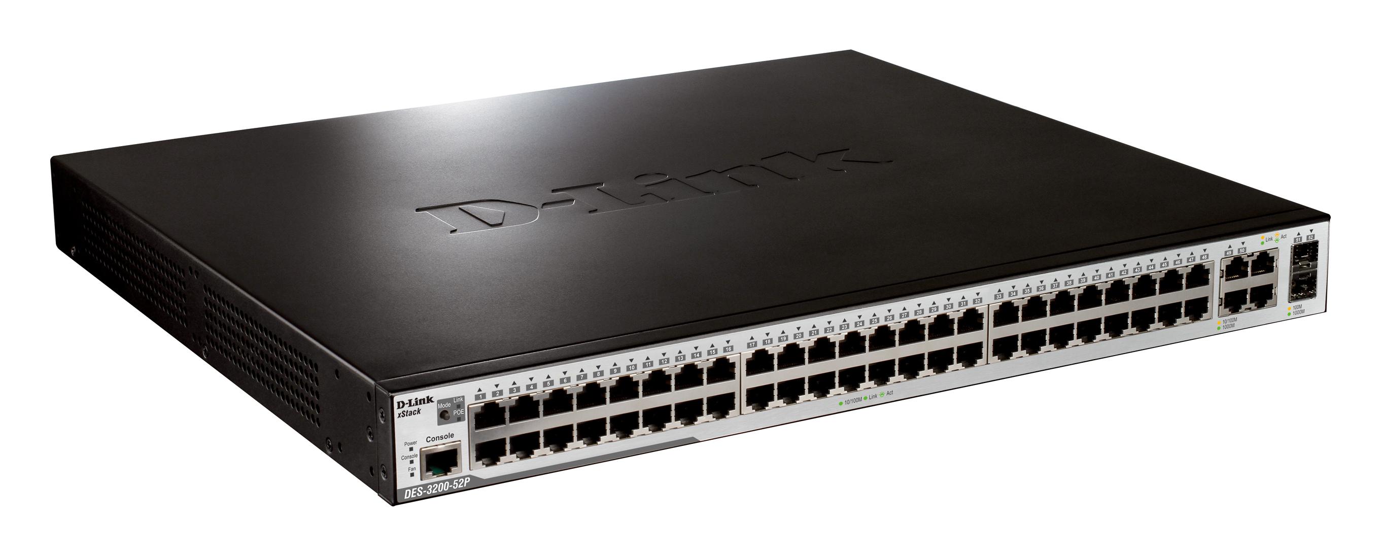 D-Link DES-3200-52P Drivers for Mac