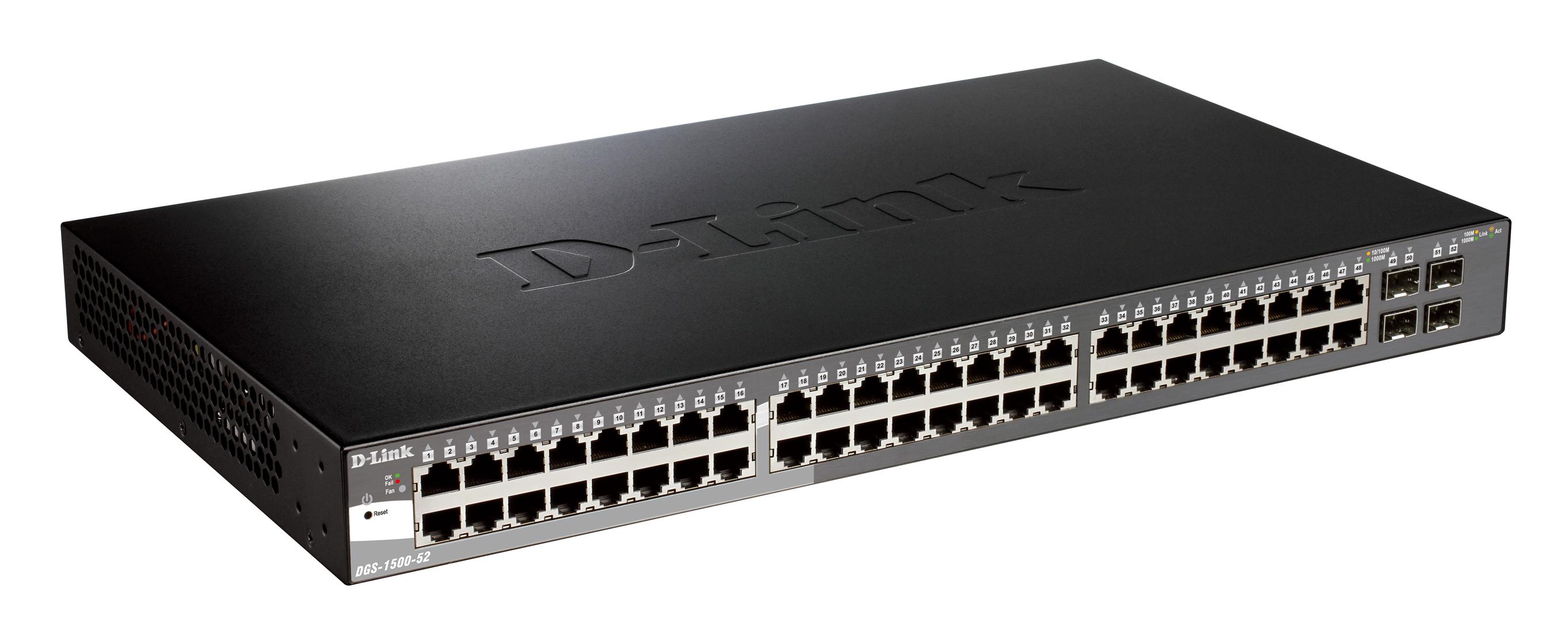 D-Link DGS-1500-52 Treiber